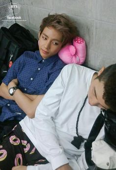 bangtan can sleep anywhere