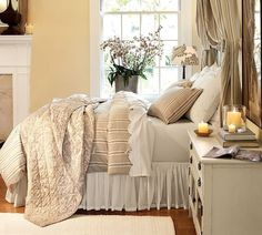 Love this bedding! Paige Palampore Duvet Cover & Sham | Pottery ...