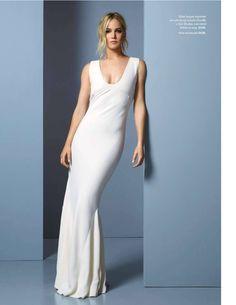 Jennifer Lawrence -- Elle Magazine (France), Jan 2016; Jean-Babtiste Mondino photos