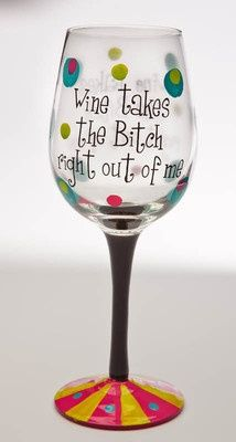 i need a couple of these wine glasses, Monday, Tuesday, Wednesday.........