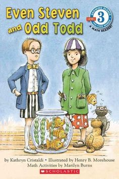 The mismatched team of collegiate Even Steven and fun-loving Odd Todd, two boys who are opposites in seemingly everything, teaches young readers basic numbers concepts in a humorous and lighthearted m