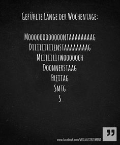 via Visual Statements. Words Quotes, Life Quotes, Sayings, German Quotes, Just Smile, Statements, Some Words, Laugh Out Loud, Frases