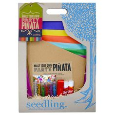 Make Your Own Party Piñata – Seedling