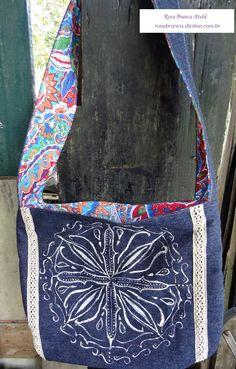 Hippie Bags, Messenger Bag, Satchel, Jeans, Crossbody Bag, Denim, Backpacking, School Tote, Denim Pants