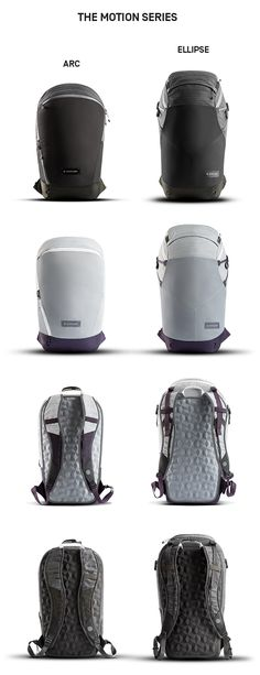 The HEIMPLANET MOTION Series Active Backpacks by HEIMPLANET — Kickstarter