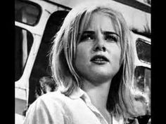 "Sue Lyon came into Donovan's life at the end of This was two or three years before he met his ""Jennifer Juniper"" (Jenny Boyd). Lyon had starred in ""Lol. Soundtrack, Ione Skye, Sue Lyon, Night Of The Iguana, Rock Videos, 60s Music, Beastie Boys, British Invasion, Types Of Music"