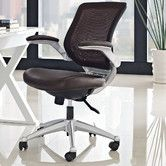 Found it at Wayfair Supply - Edge Mid-Back Mesh Office Chair with Arms