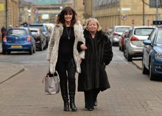 cool Gorden Kaye funeral: Vicki Michelle and Sue Hodge pay respects to Allo Allo co-star Check more at http://newsposto.com/gorden-kaye-funeral-vicki-michelle-and-sue-hodge-pay-respects-to-allo-allo-co-star/206314