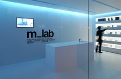 mesoestetic lab store on Interior Design Served