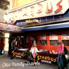 Stardust diner Things to do in NYC with kids 300x300 Our 4 days in NYC with kids | Ideas for kids, tweens and toddlers