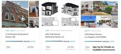 Best websites to get double-digit returns in real estate crowdfunding investments. All the upside of real estate investing without the tenant headaches and hassle of direct ownership.