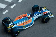 Michele Alboreto Minardi - Ford 1994
