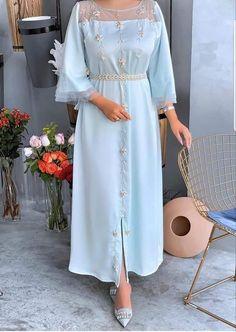 Arab Fashion, Muslim Fashion, Fashion Women, Modesty Fashion, Fashion Outfits, Sporty Fashion, Ski Fashion, Winter Fashion, Morrocan Dress
