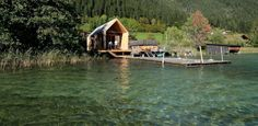 Bathouse Weissensee
