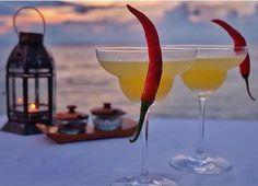 Since Lombok literaly means chili, we proudly presents to you the unique taste of Lombok's truerr cocktail; The Rujaktini. Enjoy your fabulous evening ☺️ . . Beautifully captured by @popytobing . . . #sudamala #resorts #senggigi #lombok #indonesia #travel #discover #explore #olaholahrestaurant #sunset #beach: