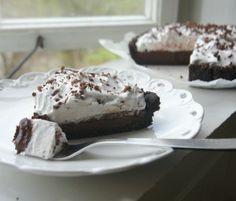 Sinless Vegan Chocolate Cream Pie