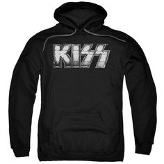 (affiliate link) KISS HEAVY METAL MENS PULLOVER HOODIE BLACK