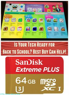 Is Your Tech Ready for Back To School? Best Buy Can Help! #AD Best Buy SanDisk #SanDisk  http://www.themamamaven.com/2015/08/12/tech-back-to-school-best-buy/?utm_content=buffer8dbe5&utm_medium=social&utm_source=pinterest.com&utm_campaign=buffer http://www.themamamaven.com/2015/08/12/tech-back-to-school-best-buy/?utm_content=buffer2e859&utm_medium=social&utm_source=pinterest.com&utm_campaign=buffer