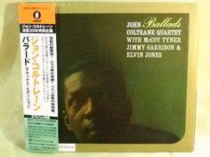CD/Japan- JOHN COLTRANE Ballads Deluxe Edition 2CD SET w/OBI RARE OOP UCCI-1003 #BebopCoolModal