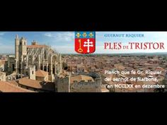 """Ples de Tristor"", a 'planh' or lament on the death of Amalric I viscount of Narbonne written and composed by Guiraut Riquier (of Narbonne,  often called ""the last troubadour"") as performed by Catalina (?)"