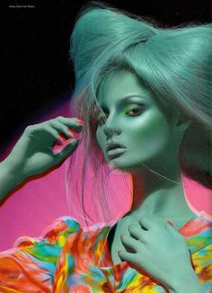 Illustrated look. Warren du Preez & Nick Thornton Jones