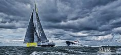 Team Brunel - Volvo Ocean Race Foto Klaas Wiersma