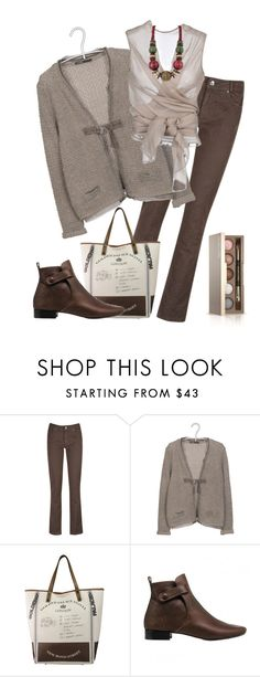 """couleur d'automne"" by marie-berton on Polyvore featuring mode, Mio, Barbara Rihl et Repetto"