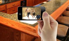 MMA Augmented Reality App