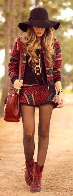 Look Du Jour: Going home by Fashion Coolture