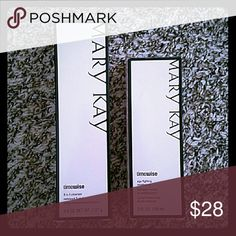 Bundle Brand new, still in original packaging. One 3-in-1 cleanser and one moisturizer in Combination/ Oily formula. Mary Kay Makeup