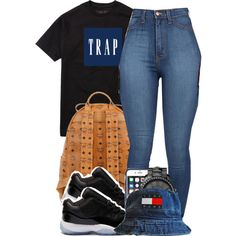 A fashion look from October 2014 featuring MCM backpacks and Juicy Couture watches. Browse and shop related looks.