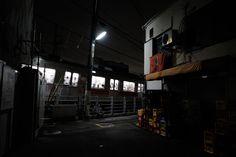 Silent Night series of the streets of Tokyo | Abduzeedo Design Inspiration