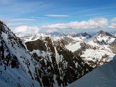Italy, Monte Bianco
