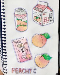 Peachy things