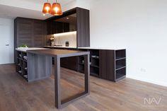 Hamilton ~ New Age Veneers Surface Area, Joinery, Modern Contemporary, Hamilton, Corner Desk, Amazing, Islands, Kitchen, Table