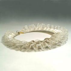 STUDIO NUMEM Lavinia Fontana Sterling Silver, Fine Silver, 22K Gold, 18K Gold, Pearl Necklaces