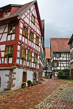 The village of Schiltach in Black Forest, Germany  © Pere Sanz