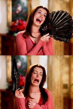 Princess Diaries. Anne Hathaway...love her!