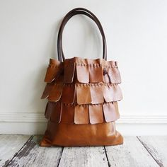 Image of dos santos 1 - tan leather [ONE IN STOCK]