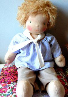 Boy doll by Blueberrie