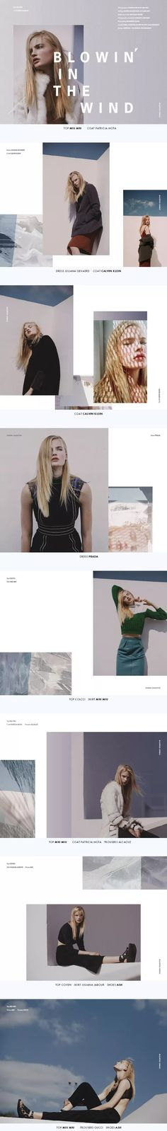 Web Design, Email Design, Page Design, Lookbook Layout, Lookbook Design, Web Inspiration, Graphic Design Inspiration, Web Layout, Layout Design