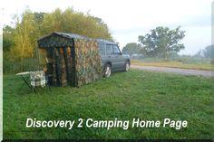 camping with citroen xsara picasso vtx hdi