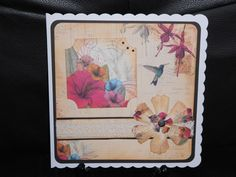 Made from Craftwork Cards Paradise collection