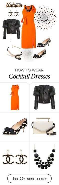 """""""Untitled #334"""" by belinda54-1 on Polyvore featuring Versace, Manolo Blahnik, M2Malletier, Chanel and Marc Jacobs"""