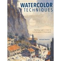Watercolor Techniques: Light & Color in Landscapes & Cityscapes | NorthLightShop.com