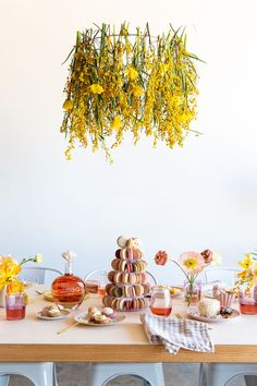 DIY Wedding Ideas, Wedding Vendors, Wedding Venues, Recycle Your Wedding, Shop Wedding Supplies - 100 Layer Cake French Bridal Showers, Yellow Bridal Showers, Bridal Shower Centerpieces, Bridal Shower Party, Flora, Recycle Your Wedding, Recycling, Shower Inspiration, Wedding Inspiration