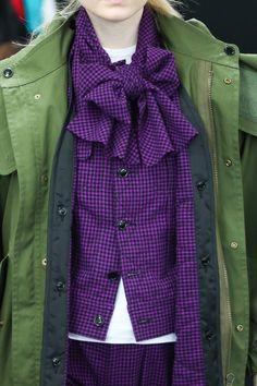 [No.67/73] tricot COMME des GARÇONS 2013~14秋冬コレクション | Fashionsnap.com