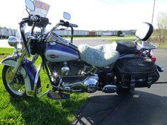 2006 Harley Davidson Heritage Softail Classic FLSTC