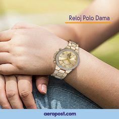 Para esos días casuales, llevar tu reloj Polo será la mejor opción.       ¡Y SI NO TE GUSTA, LO DEVUELVES!  #compras #ofertas #reloj #shopping #quartz #colombia #tiendaonline #gold #shoppingonline Nike, Michael Kors Watch, Polo, Ebay, Watches, Accessories, Shopping, Clocks, Colombia