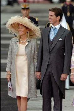 Princess Marie Chantal of Greece
